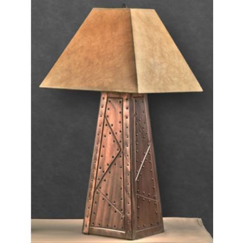 Picture of Unique Lamps | Riveted