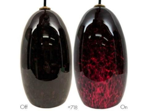 Blown Glass Pendant Light | Barbera