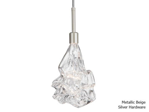 Blown Glass Pendant Light | Blossom