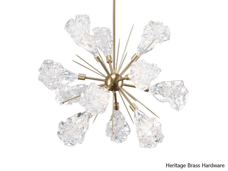 Picture of Starburst Chandelier | Blossom II