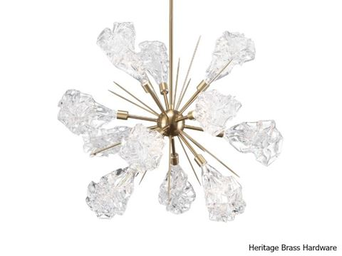 Starburst Chandelier | Blossom II