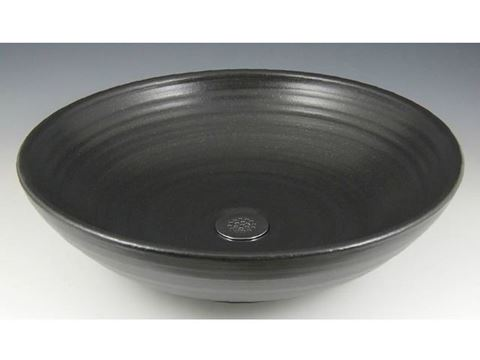 Delta Ceramic Vessel Sink in Cast Iron
