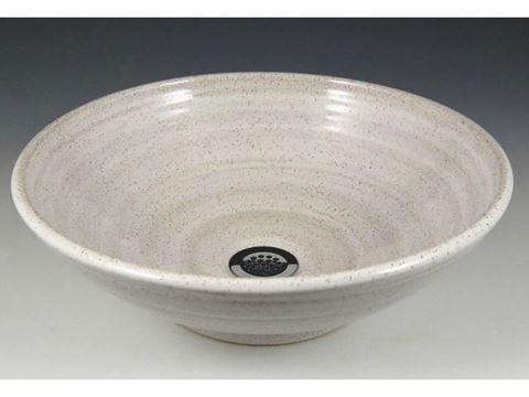Delta Ceramic Vessel Sink in Iron White