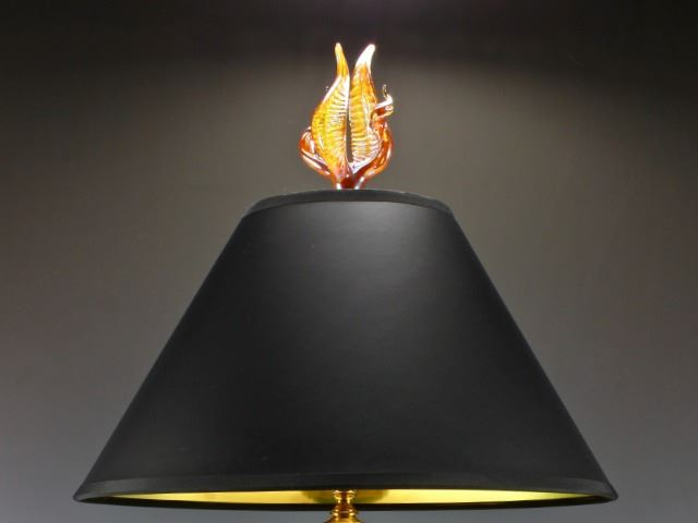 Picture of Gartner Blade Lamps | Opal
