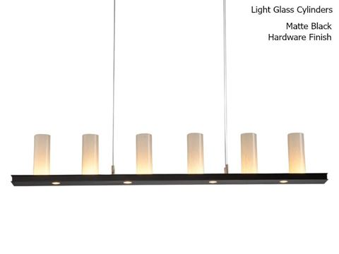 Linear Chandelier | Carlyle Corona