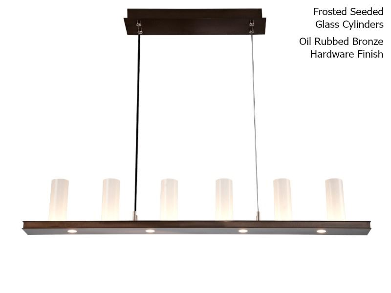 Picture of Linear Chandelier | Carlyle Corona