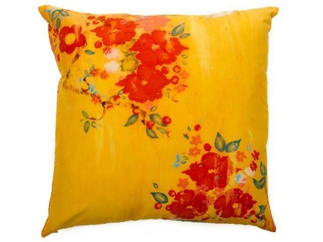 Picture of Kathe Fraga Decorative Pillow -  Beautiful Morning