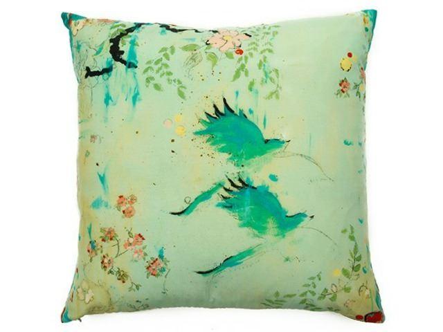 Picture of Kathe Fraga Decorative Pillow - Chez Nous