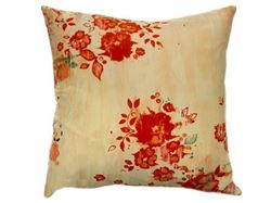 Kathe Fraga Decorative Pillow - Love Song