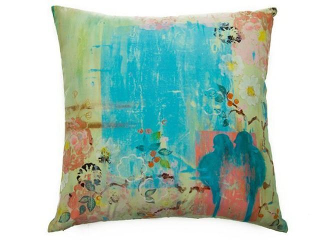 Picture of Kathe Fraga Decorative Pillow - Morning Light