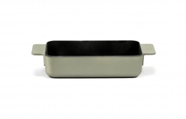 Picture of Enameled Cast Iron Oven Dish - Sage