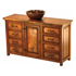 Picture of Sierra Ventura Wood and Copper Vanity