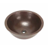"Picture of 18"" Colina Copper Vessel Sink by SoLuna"