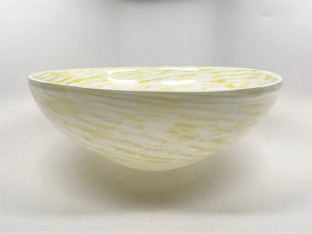 Blown Glass Sink | Popcorn