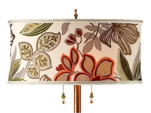 Living Room Floor Lamp Shade | Jacques