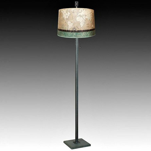 Picture of Janna Ugone Floor Lamp   Sand Map 1