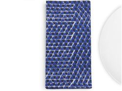Picture of Kona Navy Table Napkins Set of 4