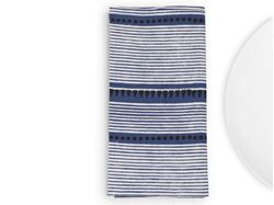 Picture of Laya Blue Table Napkins Set of 4