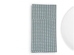 Picture of Trikona Natural Table Napkins Set of 4