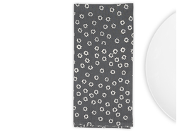 Massa Charcoal Table Napkins Set of 4