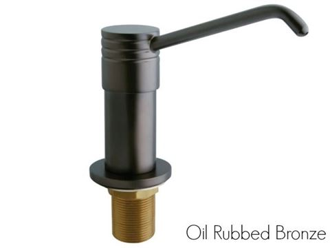 Kingston Brass Milano Soap Dispenser