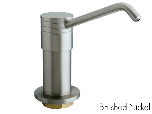 Picture of Kingston Brass Milano Soap Dispenser