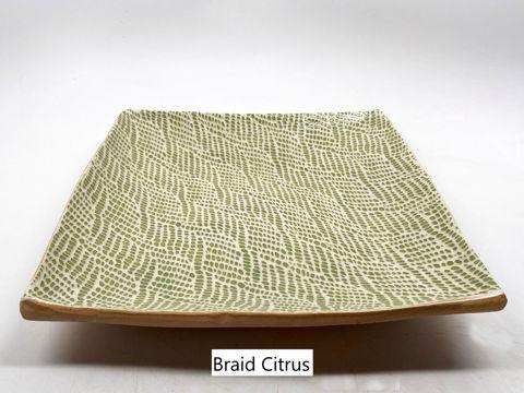 Terrafirma Ceramics   Square Stacking Trays