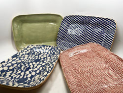 Picture of Ceramic Entree Platter