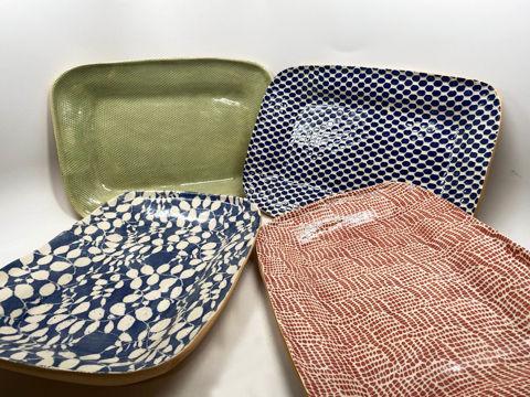 Ceramic Entree Platter