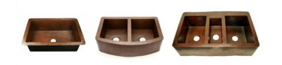 The Functionality of Copper Kitchen Sinks