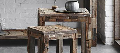 Your New Favorite Rustic Handcrafted Home Décor