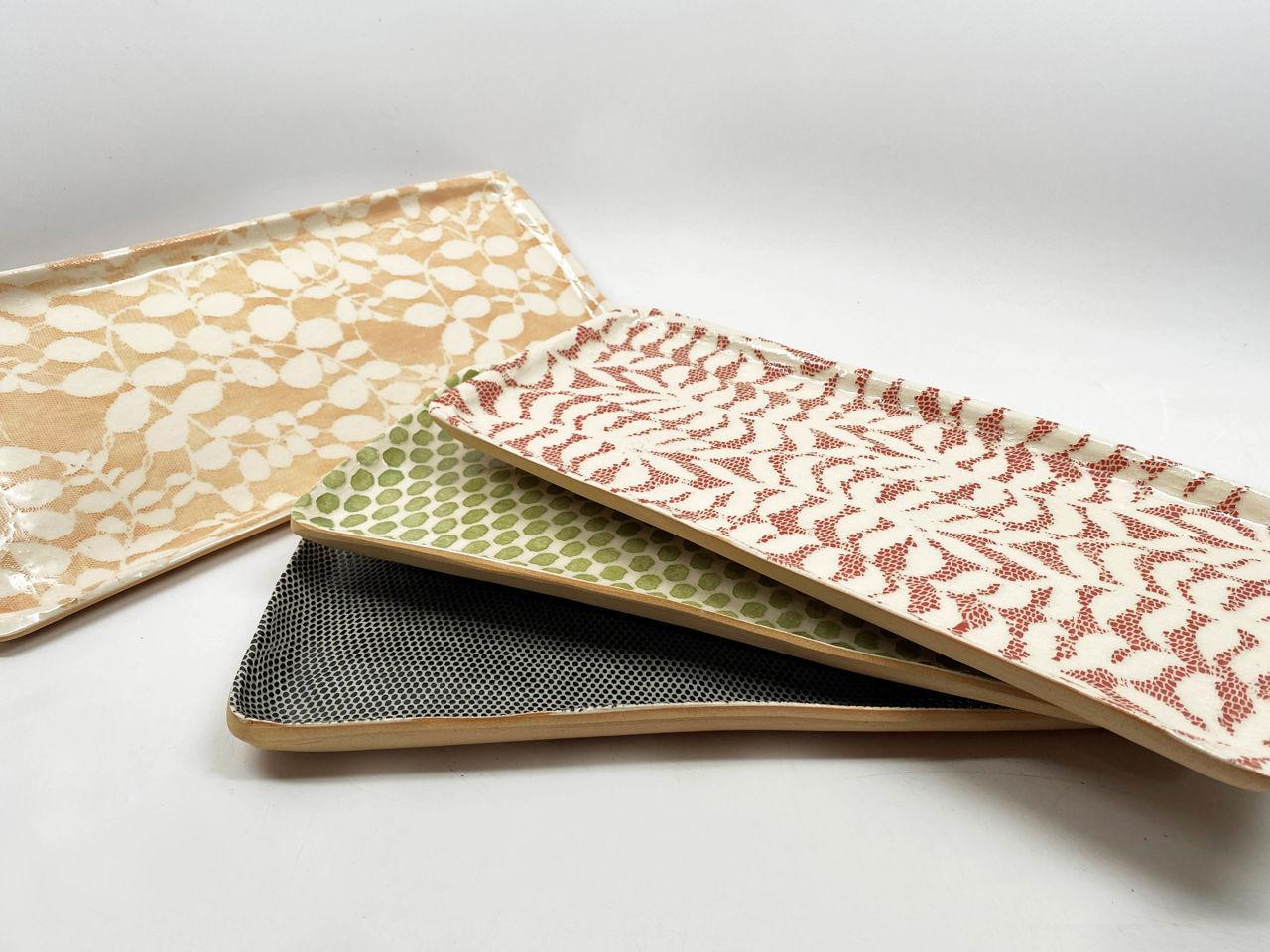 Picture of Terrafirma Ceramics | Tart Tray