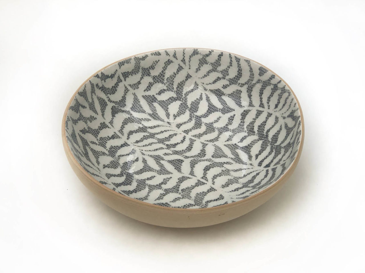 Picture of Terrafirma Ceramics |  Charcoal Serving Dishes