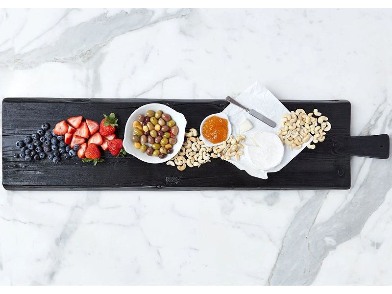 Picture of Brasserie Reclaimed Wood Charcuterie Plank