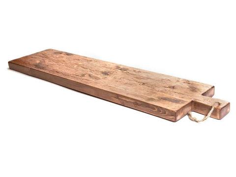 Classic Farmtable Reclaimed Wood Charcuterie Plank