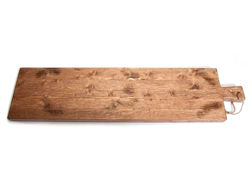 Picture of Classic Farmtable Reclaimed Wood Charcuterie Plank
