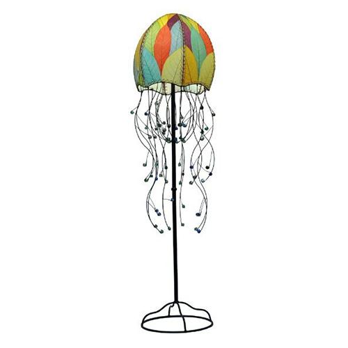 Picture of Unique Floor Lamp | Jellyfish