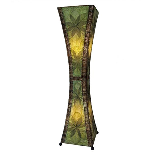 Picture of Unique Floor Lamp | Hourglass - Large