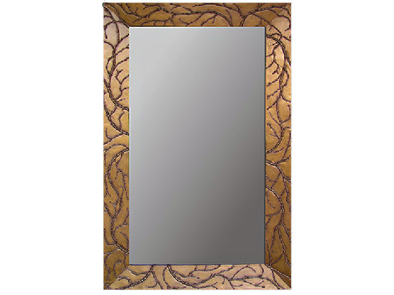 Picture of Plum Branch Mirror