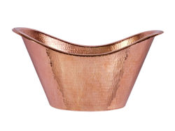 Polished Copper Beverage Cooler By SoLuna