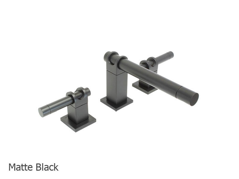 Picture of Sonoma Forge | Tub Faucet | Strap | Deck Mount