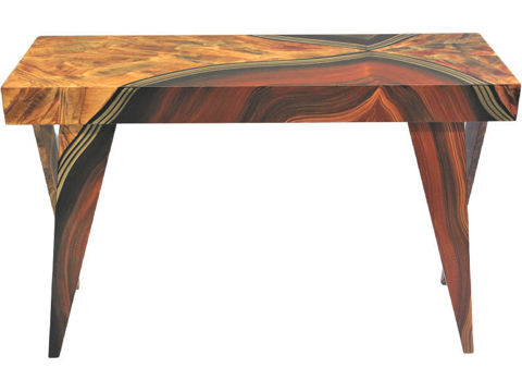 Grant-Norén Rectangular Console Table -Vienna