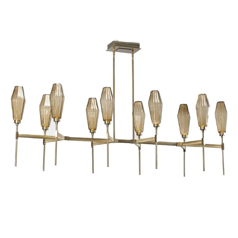 Linear Chandelier   Aalto 10