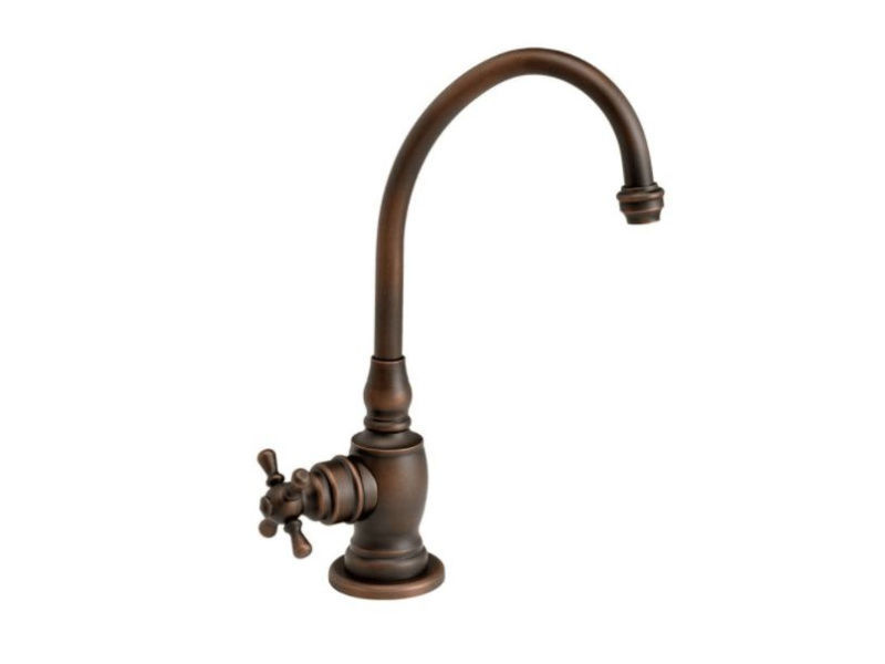 Picture of Waterstone Hampton Hot Filtration Faucet - Cross Handle