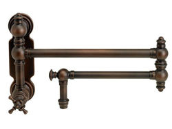 Picture of Waterstone Traditional Wall-Mount Pot Filler Faucet - Cross Handle