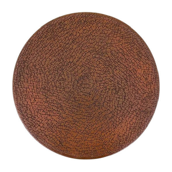 Picture of Volcano Copper Lazy Susan by SoLuna