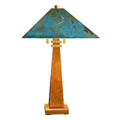 Mission 1904 Table Lamp